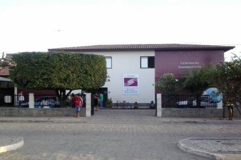 Três pessoas são presas após depredarem Hospital Geral Santa Tereza, em Ribeira do Pombal