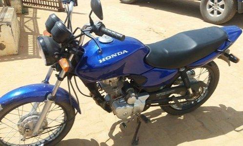 Duas motocicletas de procedência duvidosa são recuperas em Ribeira do Pombal